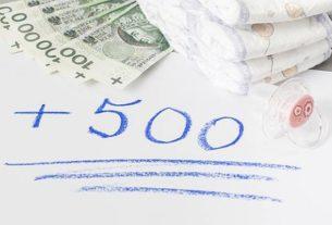Kto daje i odbiera czyli 500 plus jako świadczenie nienależnie pobrane